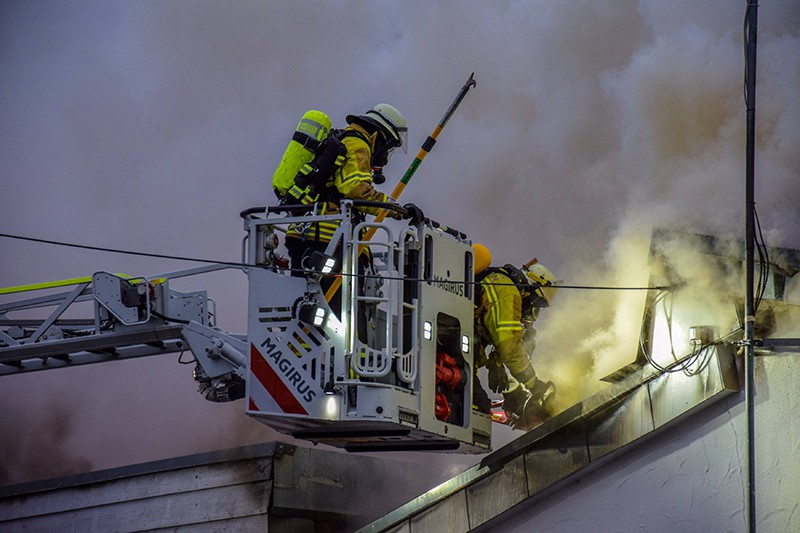 Видео с места мощного взрыва в Вене