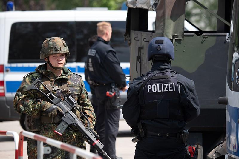 Полиция Австрии