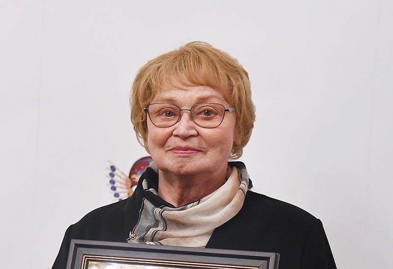 Алла Покровская