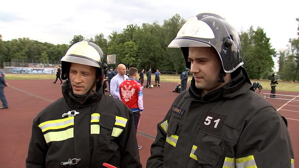 """Конкурс """"Лучший пожарный — 2019"""""""