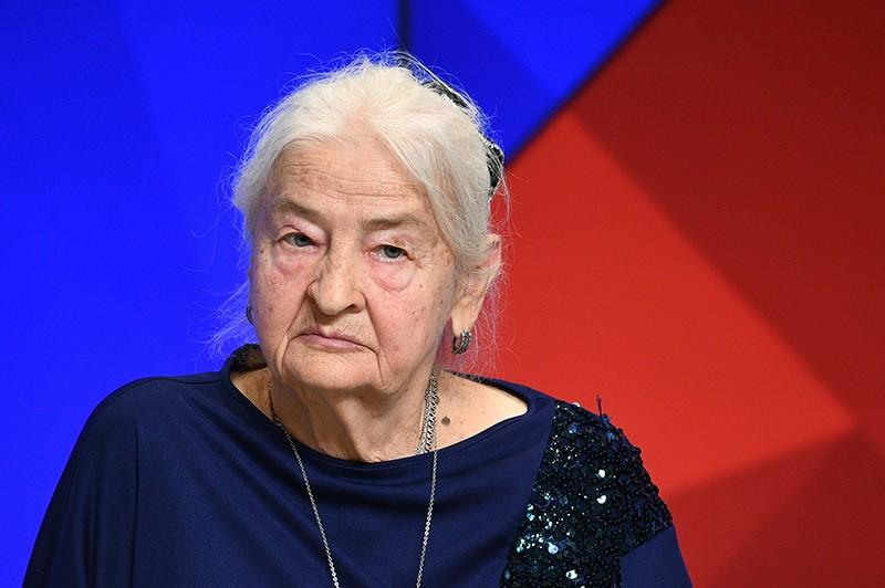 Мать Олеся Бузины