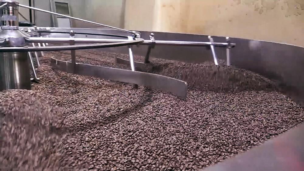 Завод по производству кофе и чая в Сирии