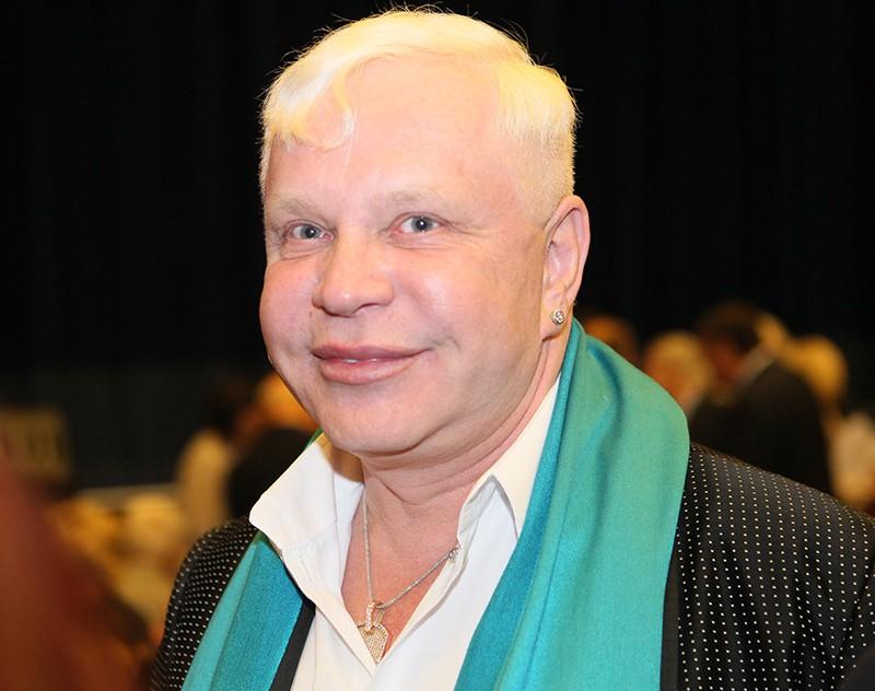 Певец Борис Моисеев