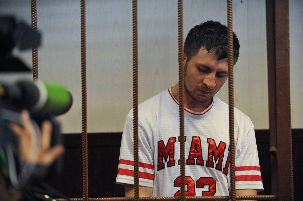 Мурат Сабанов в Таганском суде