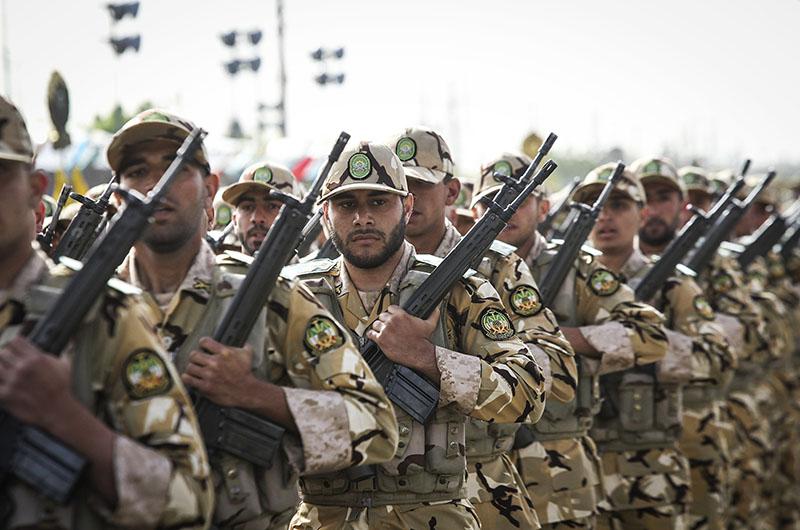 Иранские войска