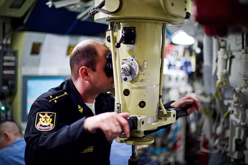 Офицер-подводник
