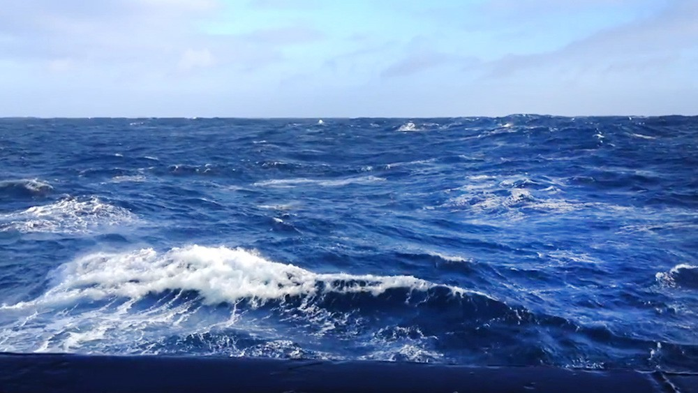 Баринцево море
