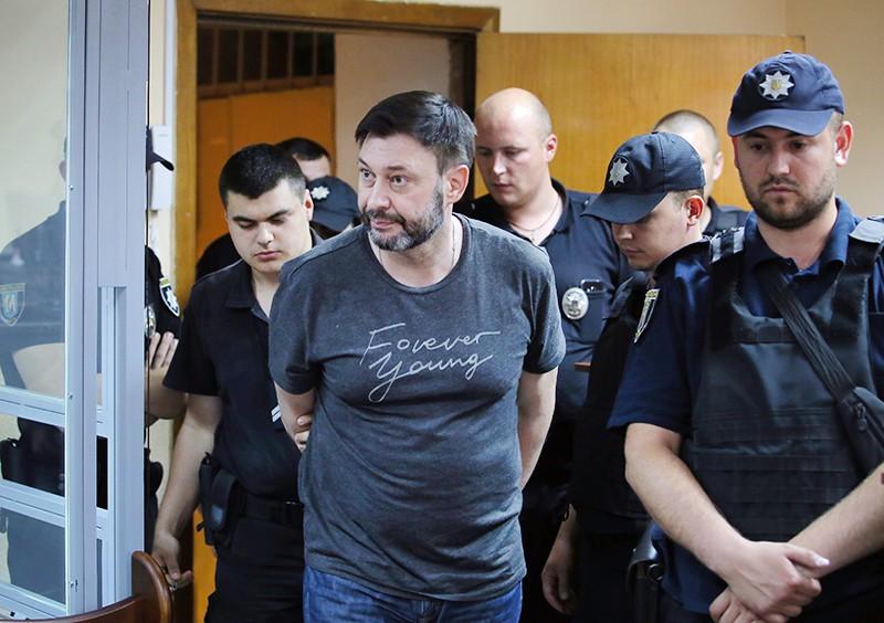 """Руководитель портала """"РИА Новости Украина"""" Кирилл Вышинский"""