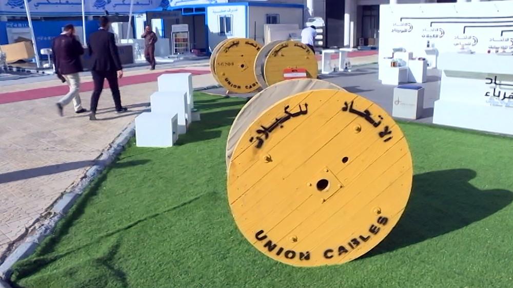 Международная техническая выставка в Сирии
