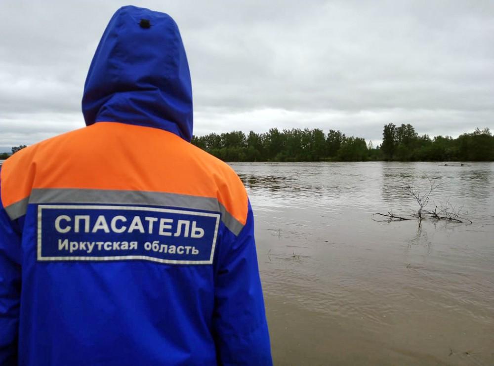 Спасатели МЧС Иркутской области