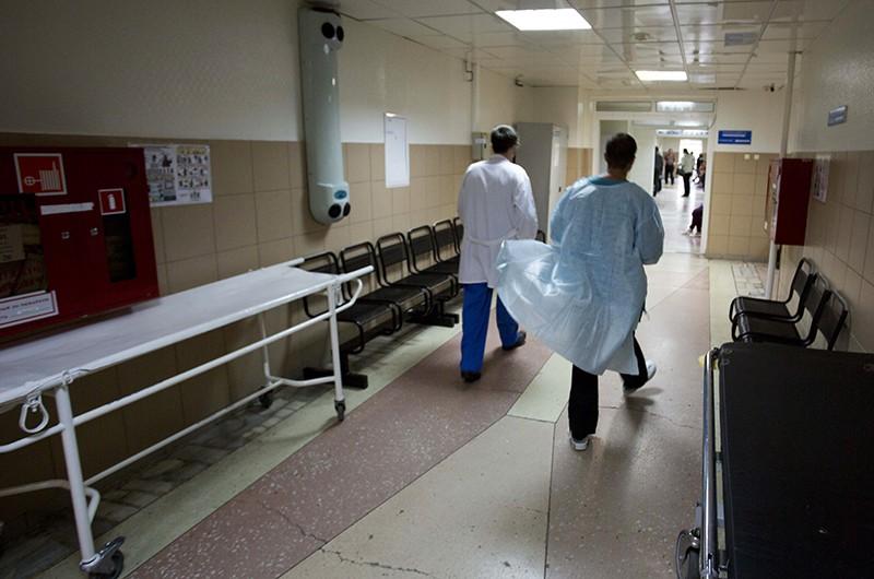 Травматологическое отделение больницы