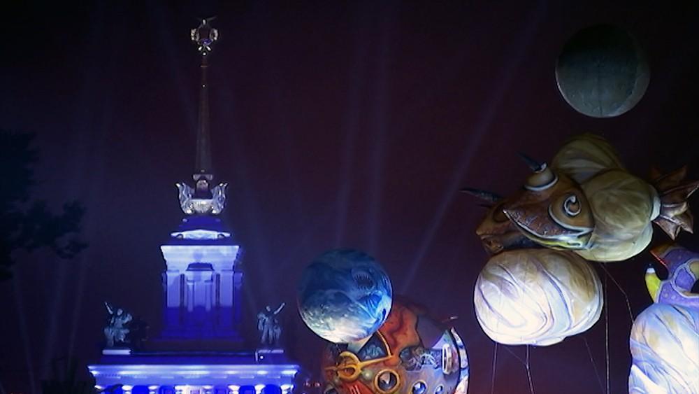 """Фестиваль """"Вдохновение"""" на ВДНХ"""