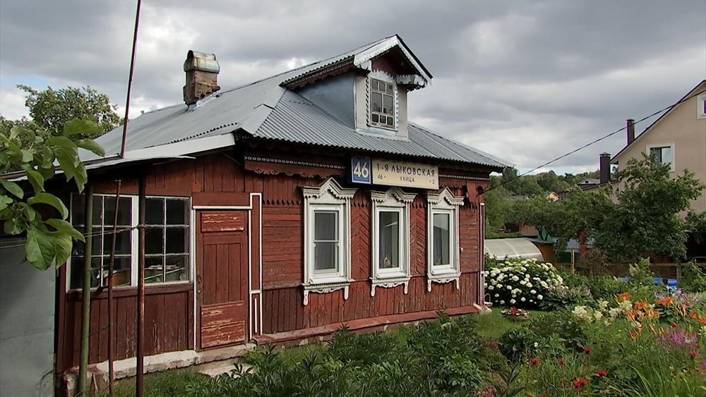 Деревня Лыково