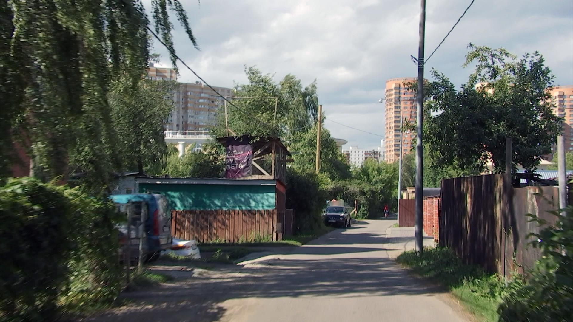 Село Троице-Лыково