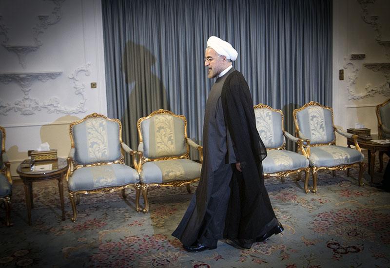 Президент Ирана Хасан Рухани