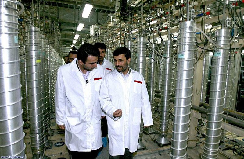 Атомная промышленность Ирана