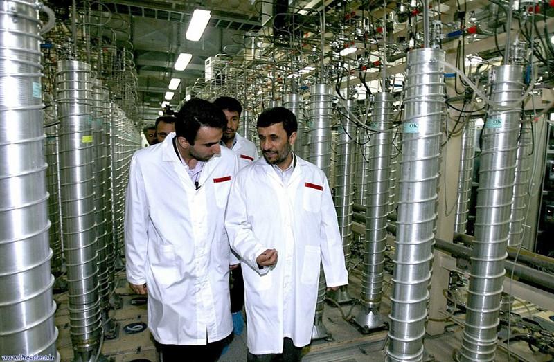 Обогащение урана в Иране