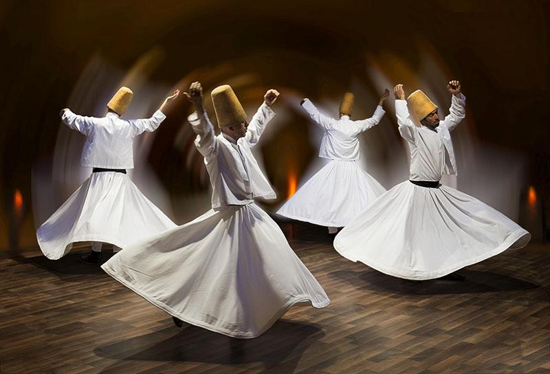 Суфийский танец