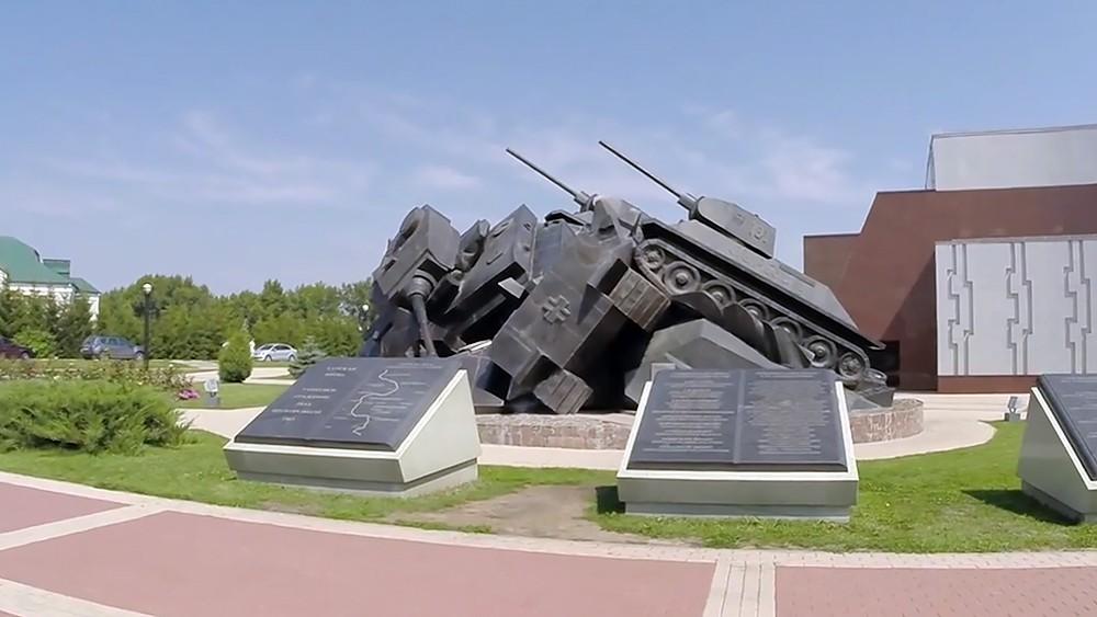 Монумент Победы на Прохоровском поле