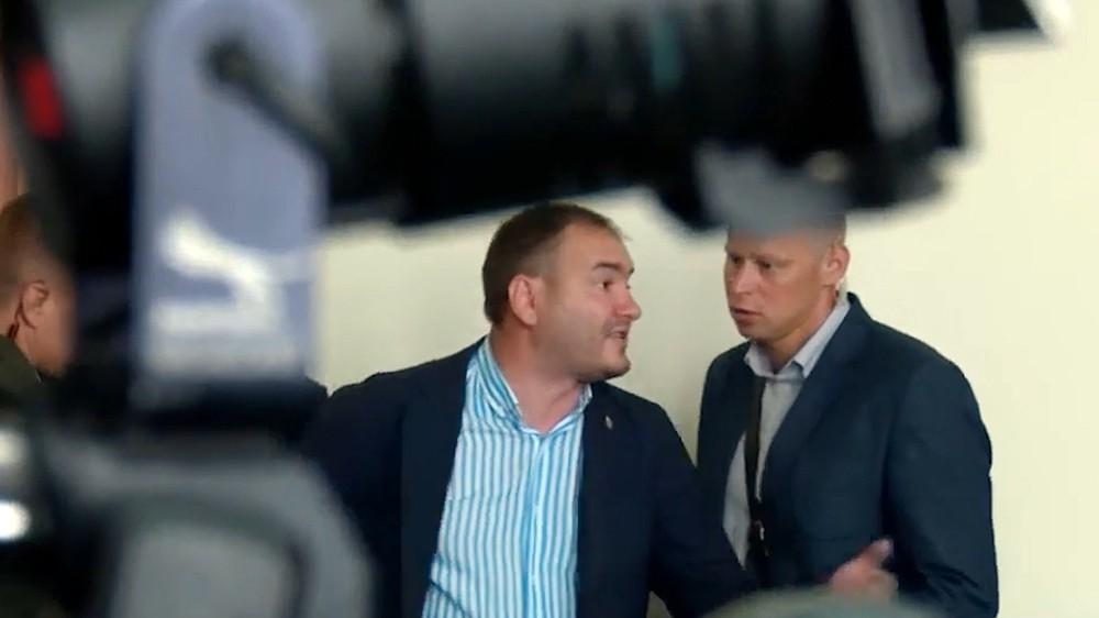 Секретарь Бориспольского горсовета Ярослав Годунок