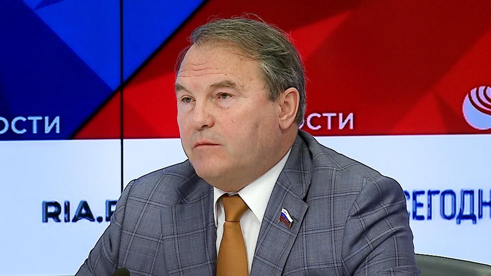 Игорь Морозов, член Совета Федерации РФ