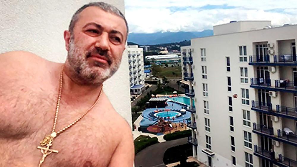 Убитый дочерьми отец, 57-летний Михаил Хачатурян