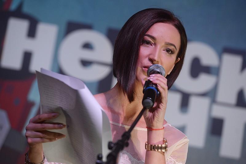 Телеведущая, актриса Ольга Бузова