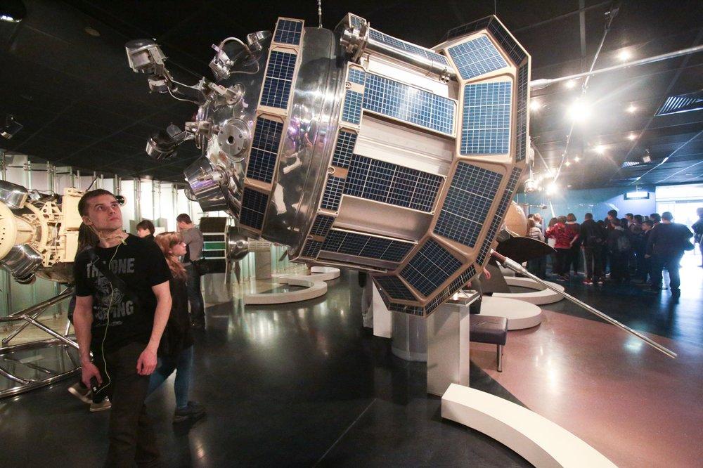 Музей космонавтики  в Москве