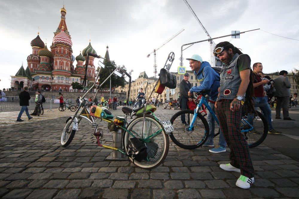 Московский ночной велофестиваль