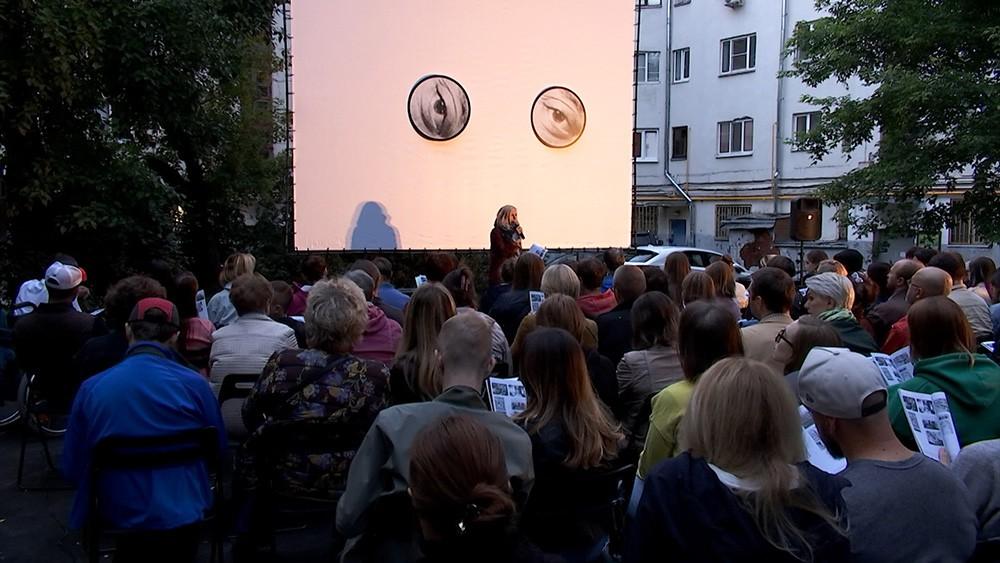 В московских дворах покажут старые фильмы