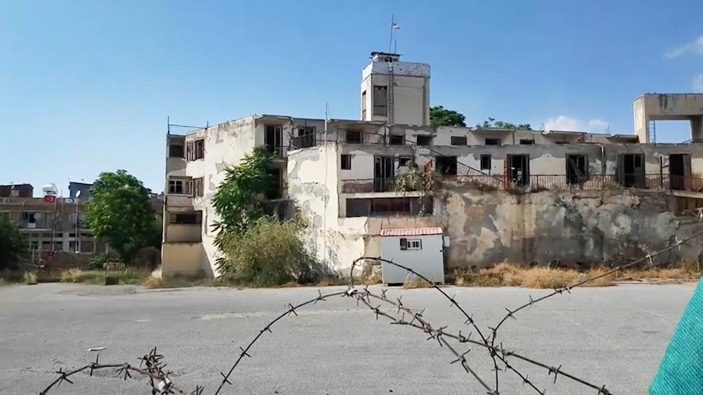 Граница с Турцией на Кипре