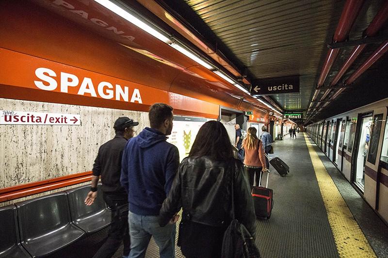 Вокзал в Испании