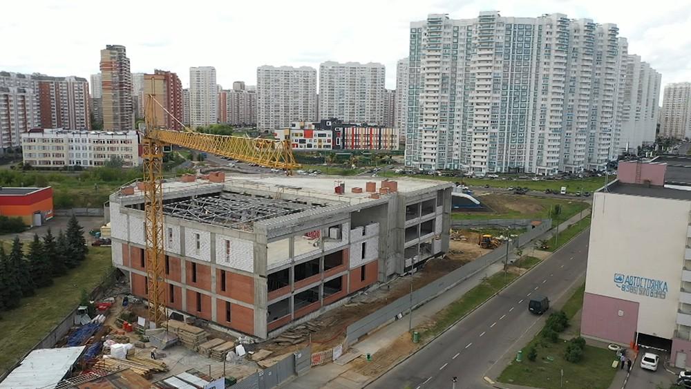 Район Некрасовка