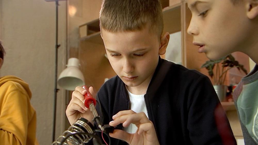 Детский технопарк