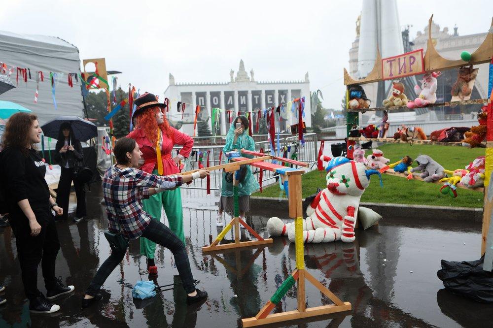 """Международный фестиваль искусств """"Вдохновение"""" на ВДНХ"""