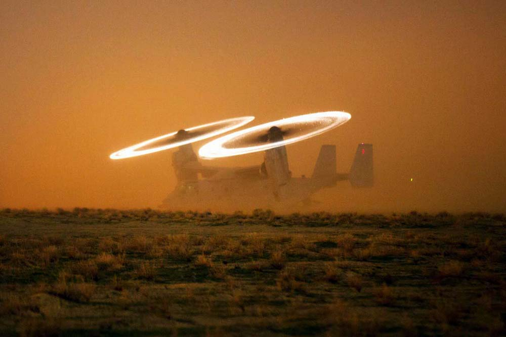 Вертолет армии США