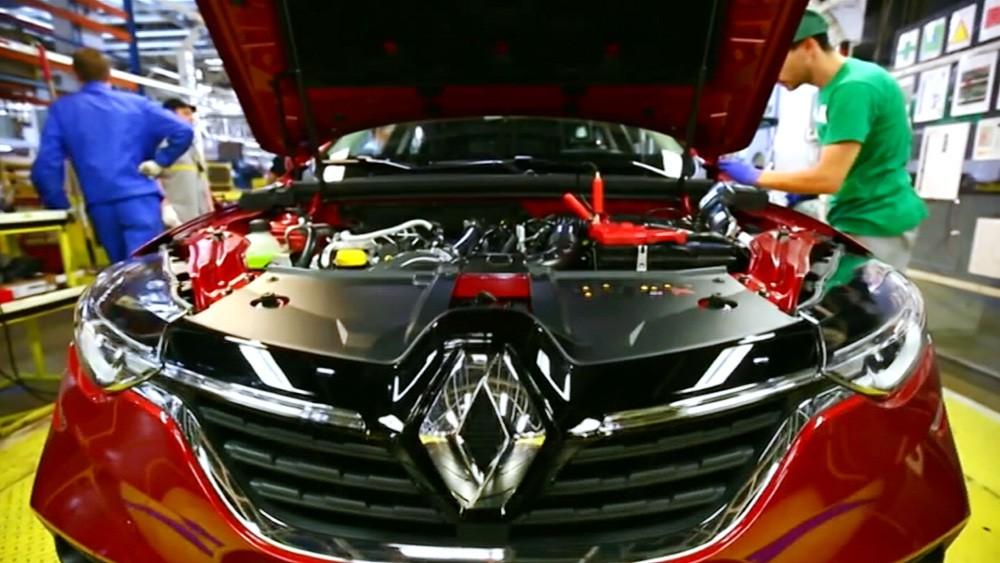 Завод Renault