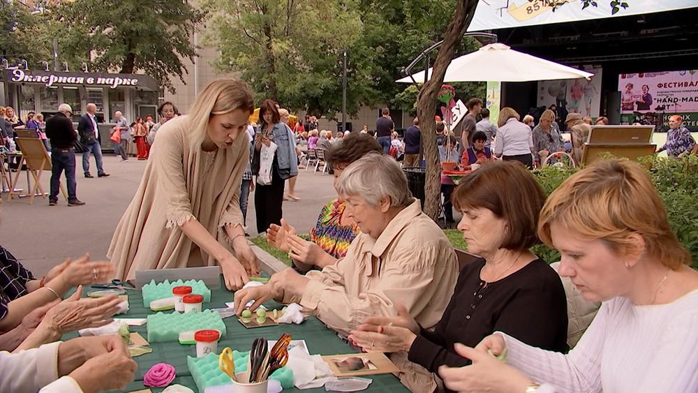 Фестиваль Hand-made art