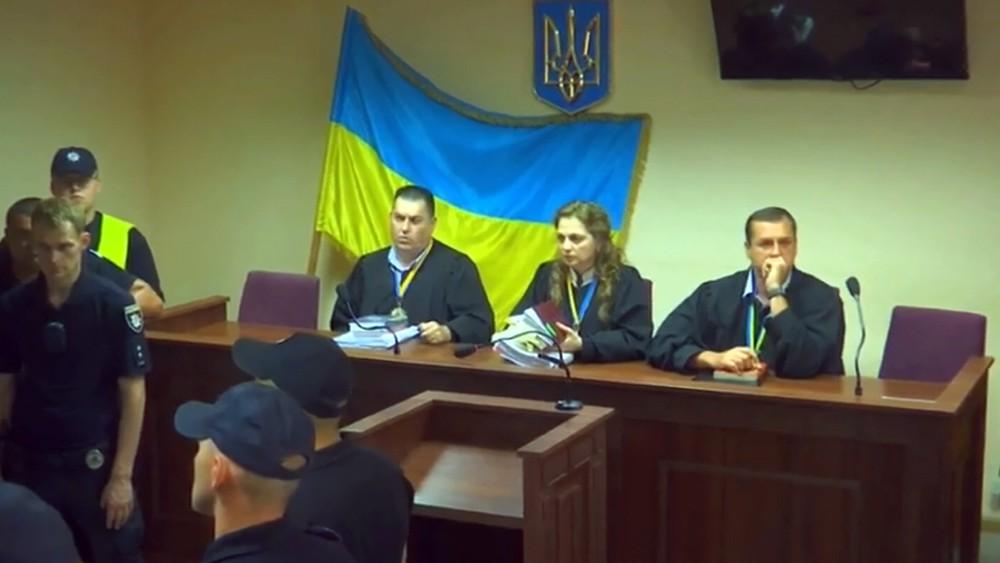 Суд над Кириллом Вышинским