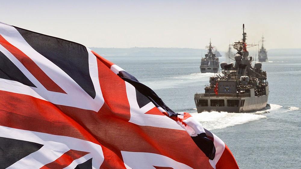 Корабли ВМС Великобритании