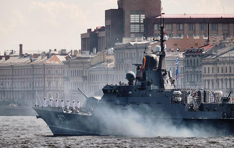 ВМФ России в Санкт-Петербурге