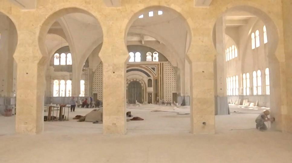Мечеть Хузайфа, Сирия
