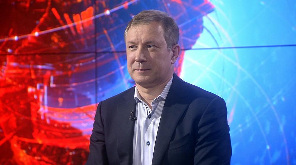 Глава Центра политической конъюнктуры Алексей Чеснаков