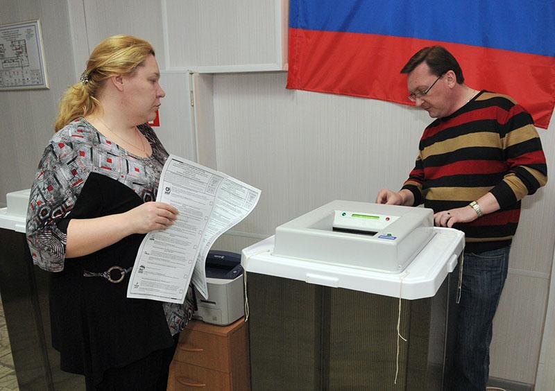 Тестирование комплекса обработки избирательных бюллетеней