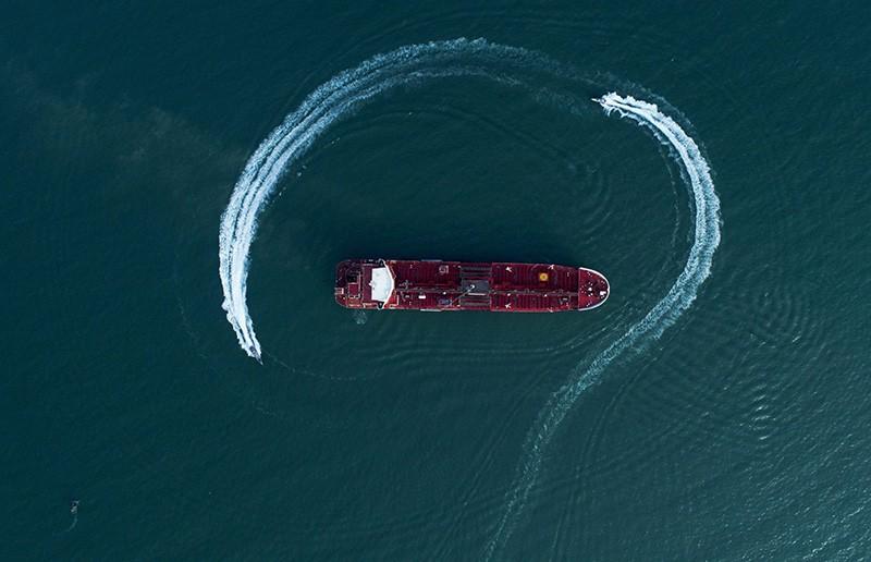 Задержание танкера