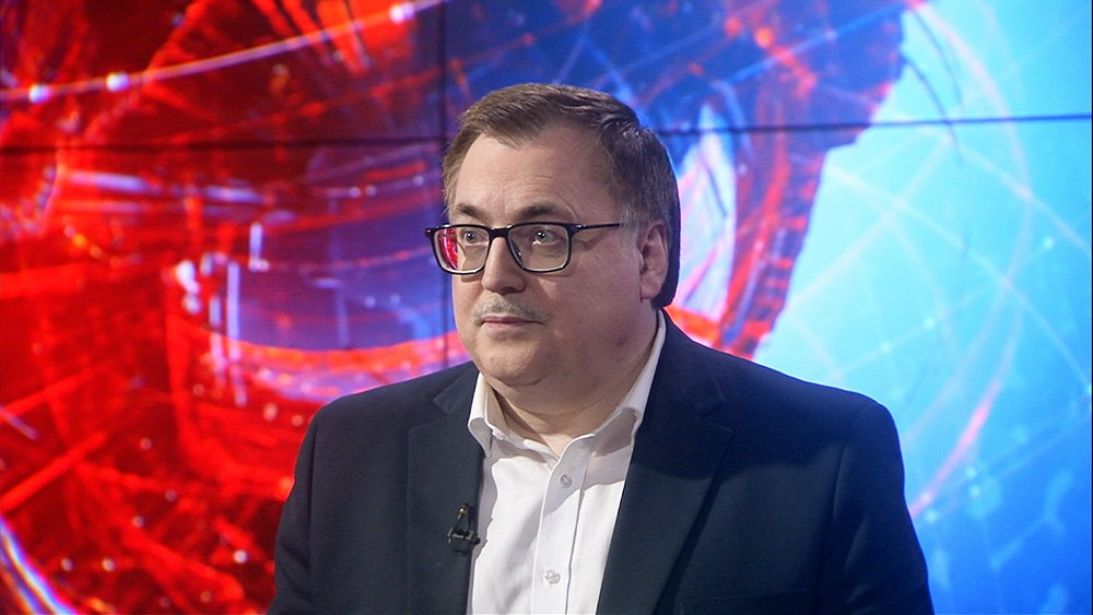 Руководитель Школы востоковедения НИУ ВШЭ Алексей Маслов