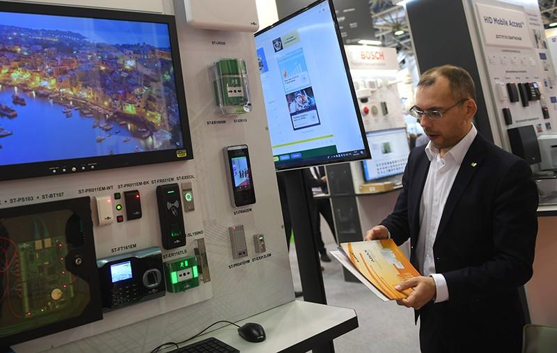 Биометрические системы контроля