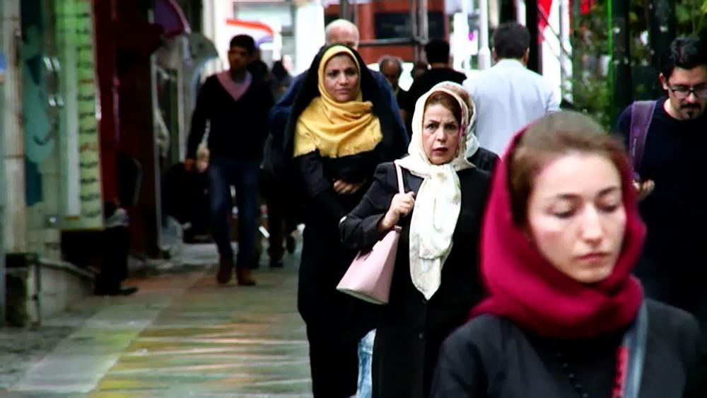Жители Ирана