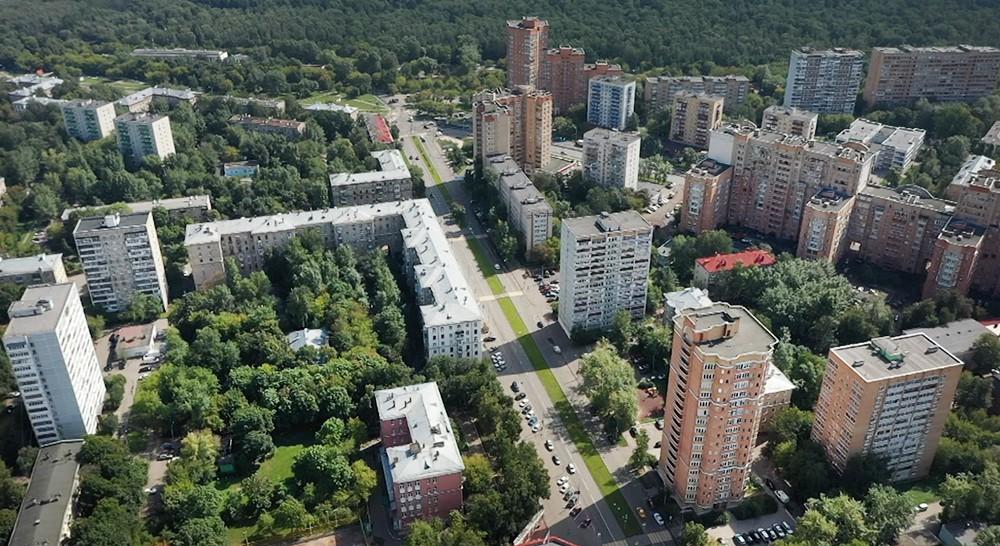 Район Коптево