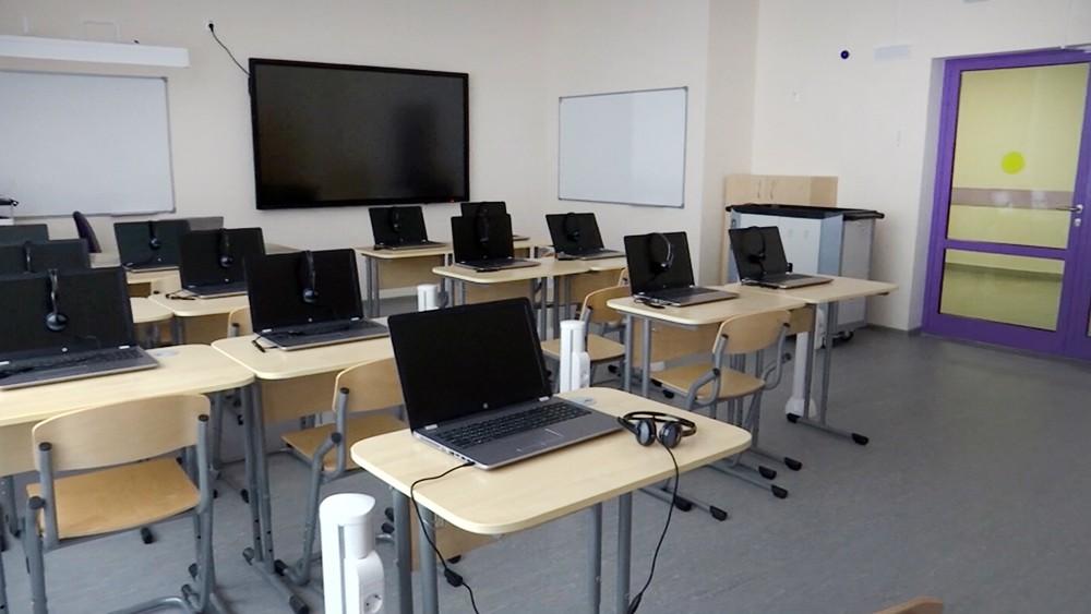 Класс информатики в школе